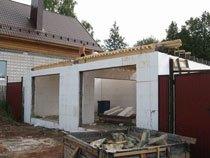 Строительство гаражей под ключ. Ярославские строители.